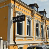 City House Hotel & Restaurant, hotel in Ruse