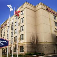 Hampton Inn Toronto-Mississauga West, hotel em Mississauga
