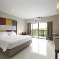 V Hotel Ubon Ratchathani, hotel in Ubon Ratchathani