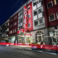 Hotel Ambassador, отель в Карлсруэ