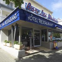 Hotel les Pecheurs, hotel in Lorient