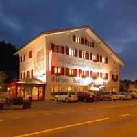 Hotel Rebstock by b_smart, hotel in Wolhusen