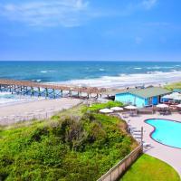 DoubleTree by Hilton Atlantic Beach Oceanfront, hotel in Atlantic Beach