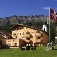 Hotel Landgasthof Staila, hotel in Fuldera