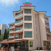 Maverick Hotel, hotel in Sunny Beach
