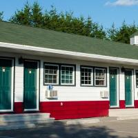 Norfolk Motel, hotel em Fredericton