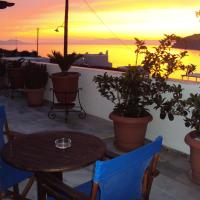 Pelagos, hotel in Aegiali