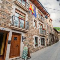 Hostal El Horno, hotel in Molinaseca