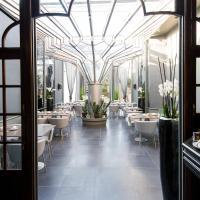 Hotel-Restaurant, La Reine, hotel in Spa