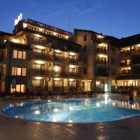 Relax Holiday Complex & Spa, отель в городе Солнечный Берег