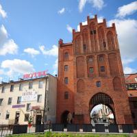 Hotel Wysoka Brama – hotel w Olsztynie