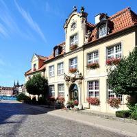 Podewils Old Town Gdansk, hotel in Old Town, Gdańsk