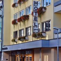 Hotel Garni Oberrhein, Hotel in Rheinfelden