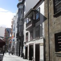 Pension La Cubana, hotel a Santa Cruz de la Palma