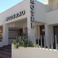 Hotel Moderno, hotel a Olbia