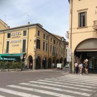 Hotel Donatello, отель в Падуе