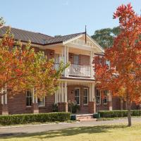 Plumes on the Green Boutique Bed & Breakfast, hotel em Tamworth