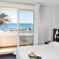 Hôtel La Plage, hotel in Sainte-Maxime