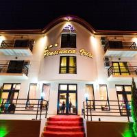 Pensiunea Iriss, hotel in Valea Lupului