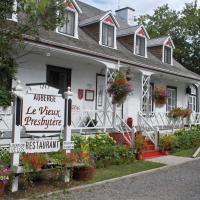 Auberge Le Vieux Presbytère, hotel in St-Pierre-de-l'Île-d'Orléans