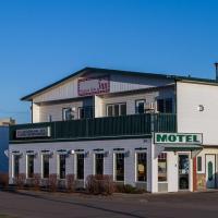 Woodland Motor inn, hotel em St. Paul