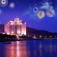 Zhuhai Dehan Hotel, hotell i Zhuhai