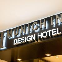 Hotel Munich Inn - Design Hotel, hotel din München
