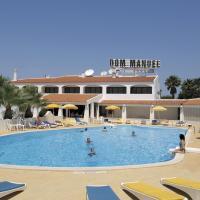Albergaria Dom Manuel Hotel, hotel em Porches