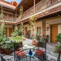 Abadía Hotel, отель в городе Гранада
