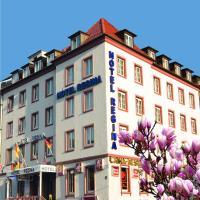 Hotel Regina, отель в Вюрцбурге
