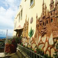 Pousada Reino Encantado, hotel em São Tomé das Letras