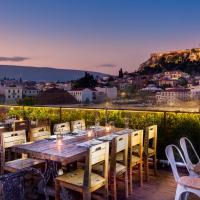 360 Degrees, hotel in Plaka, Athens