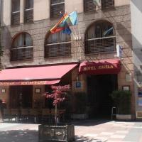 Favila Oviedo, hotel en Oviedo