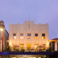 Alabama Hotel Hobart, hotel in Hobart