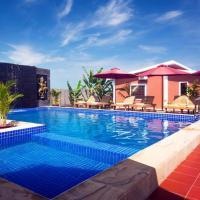 Sun Boutique Resort & Restaurant, hotel in Siem Reap