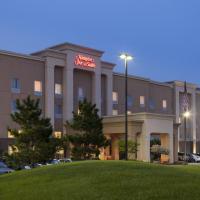 Hampton Inn & Suites Davenport, hotel in Davenport