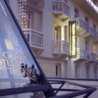 Mercure Brides Les Bains Grand Hôtel des Thermes, hotel in Brides-les-Bains