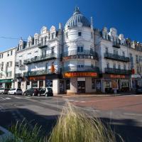 Hotel de la Terrasse, hotel in Berck-sur-Mer