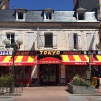 Hotel Restaurant Tokyo, hotel in Trouville-sur-Mer