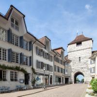 Baseltor Hotel & Restaurant, Hotel in Solothurn