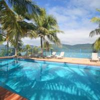 Coral Point Lodge, hotel em Shute Harbour