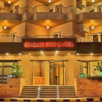 Mosaic City Hotel, hotel in Madaba