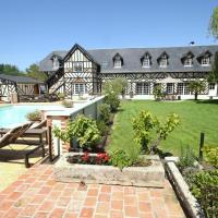 Manoir de la Croix-Sonnet, hotel near Deauville - Normandie Airport - DOL, Trouville-sur-Mer