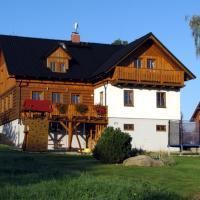 Pension Polubný 922, hotel v destinaci Kořenov