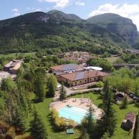 Hotel Le Grotte, hotel in Genga