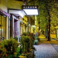 Hotel Klaus K, hotel en Helsinki