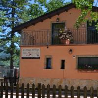 La Maga del Lago, hotel a Scanno