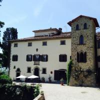 Villa Vezza, hotell i Capolona