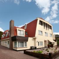 Hotel Zeerust Texel, hotel in De Koog