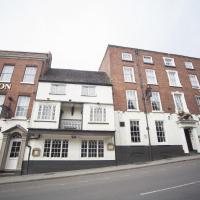 The Lion Hotel Shrewsbury, hotel in Shrewsbury